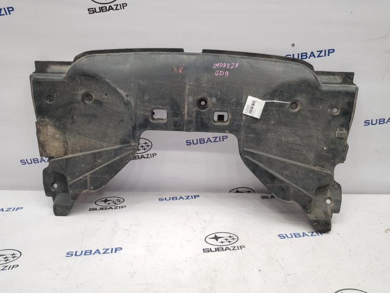 Защита двигателя Subaru Impreza GD9