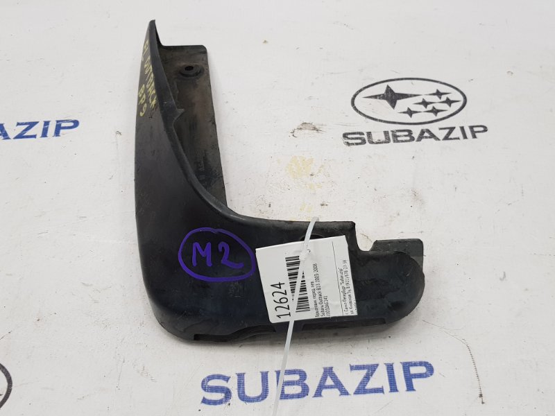 Брызговик Subaru Outback B13 2003 передний левый