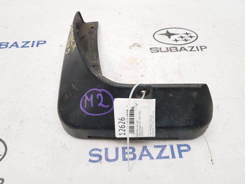 Брызговик Subaru Outback B13 2003 задний левый