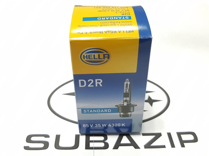 Лампа xenon Subaru Forester S11 2002
