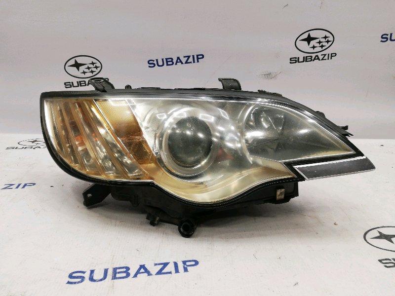 Фара Subaru Legacy B13 2006 правая