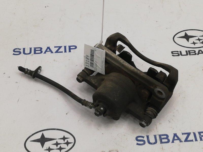 Суппорт Subaru Impreza G13 передний левый