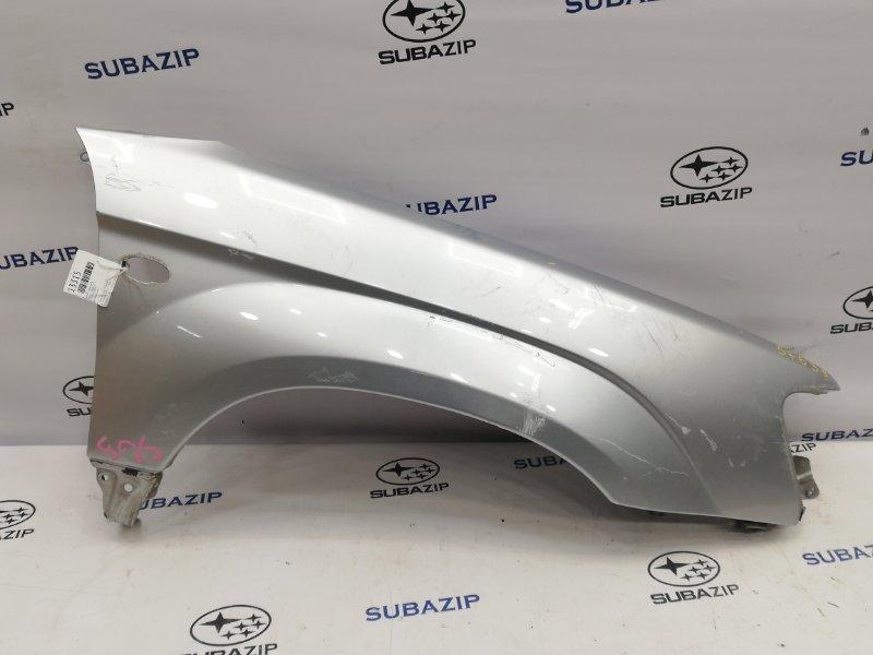 Крыло Subaru Forester S11 2002 переднее правое