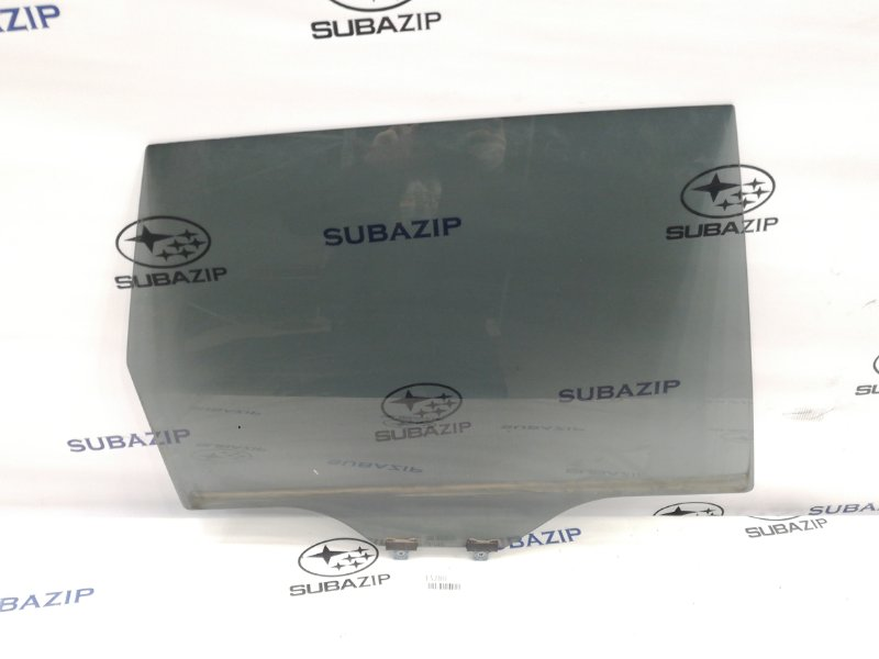 Стекло двери Subaru Forester S12 2007 заднее правое