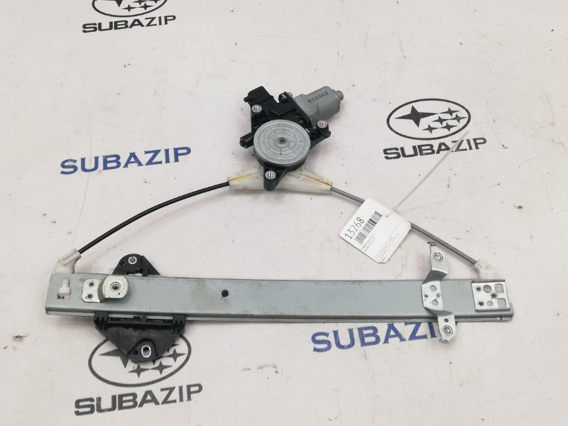 Стеклоподъемник Subaru Forester S12 2007 задний правый