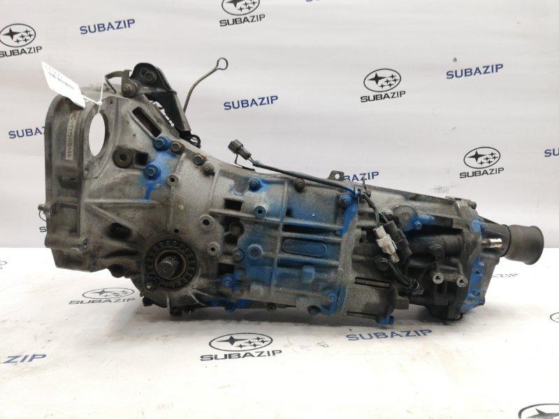Мкпп Subaru Forester S10