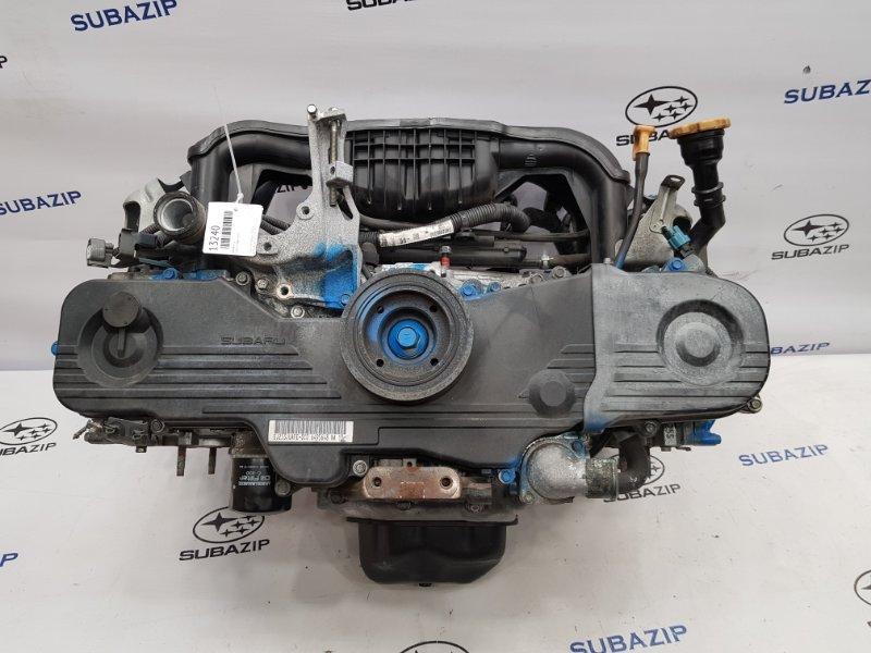 Двигатель Subaru Legacy B14 EJ253 2009