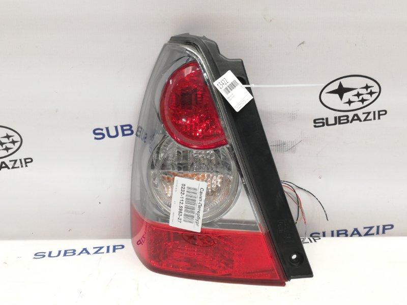 Фонарь Subaru Forester S11 2005 задний левый