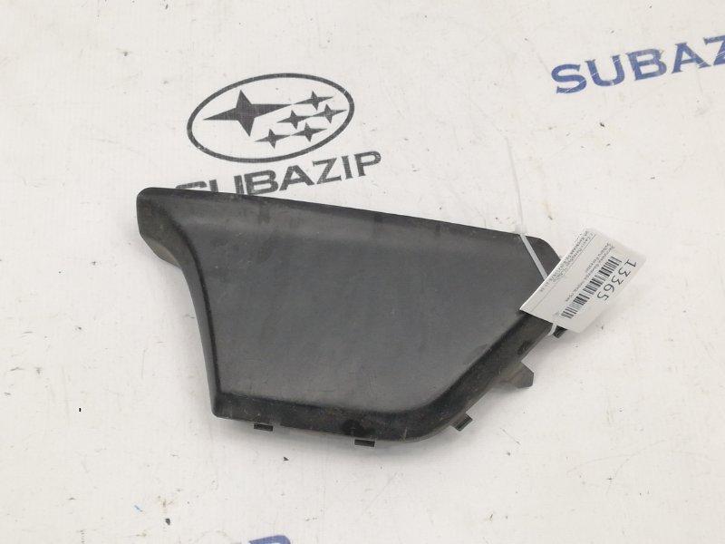 Заглушка бампера Subaru Outback B13 2007 передняя правая