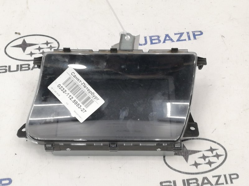 Монитор Lexus Rx270/350/450H