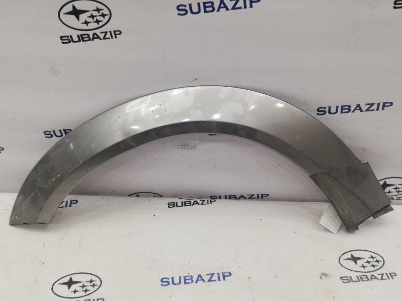 Накладка на крыло Subaru Outback B13 передняя левая