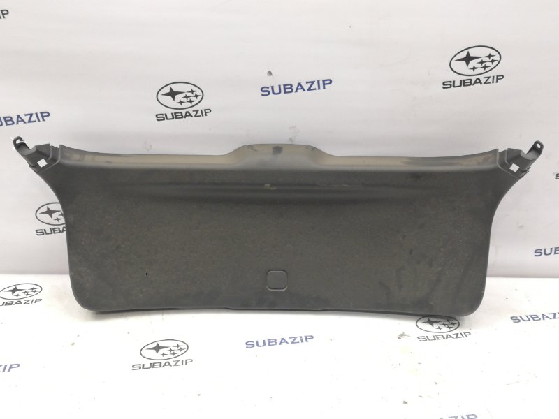 Обшивка двери багажника Subaru Impreza G23 задняя нижняя