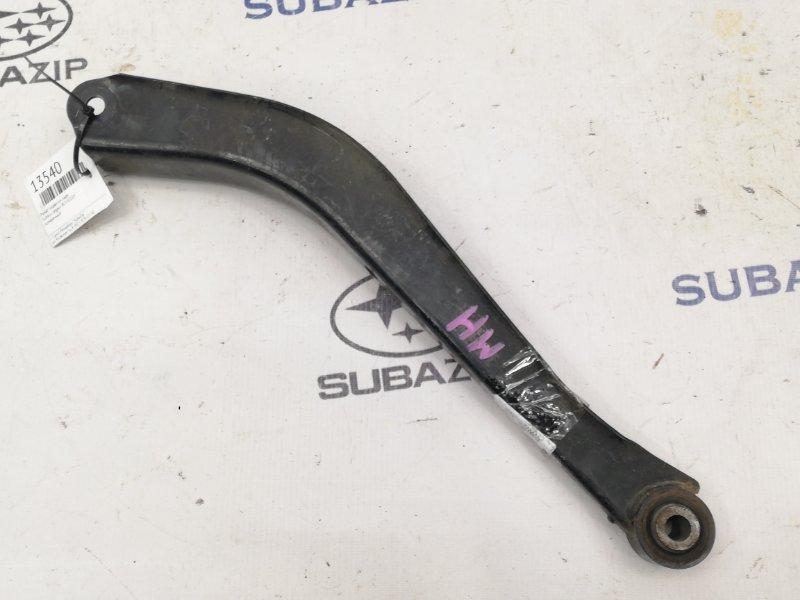 Рычаг подвески Subaru Legacy B12 1998 задний нижний
