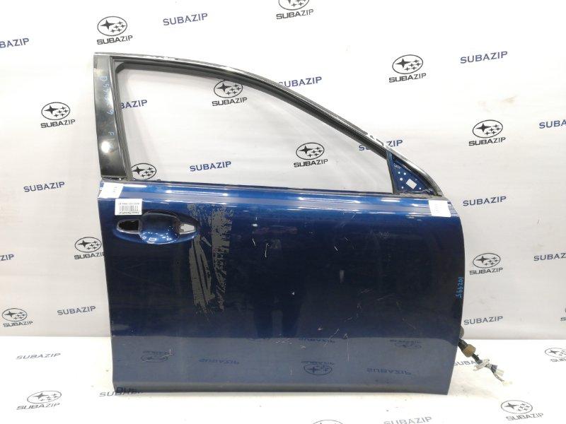 Дверь Subaru Legacy B14 передняя правая