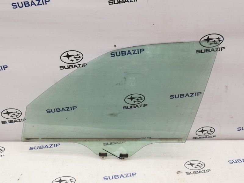Стекло двери Subaru Forester S12 переднее левое