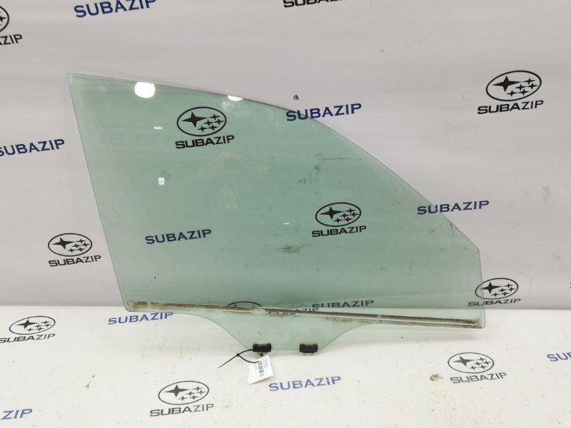 Стекло Subaru Forester S12 переднее правое