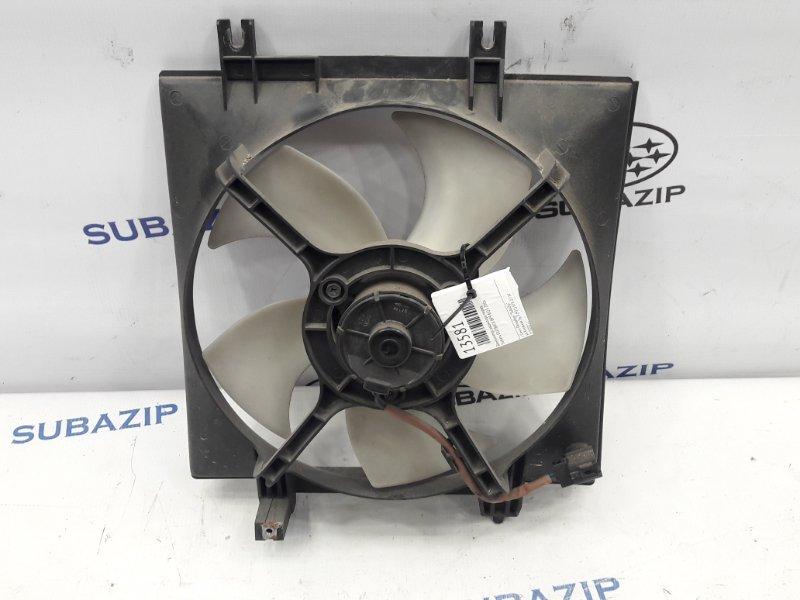 Диффузор с вентилятором Subaru Forester S12 правый