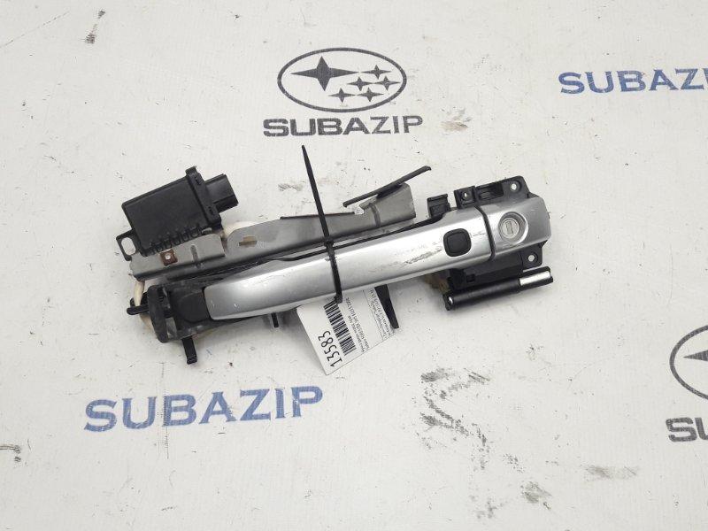 Ручка двери Subaru Forester S12 2007 передняя правая