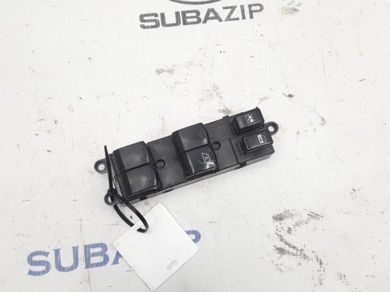 Блок управления стеклоподъёмниками Subaru Forester S12 передний правый