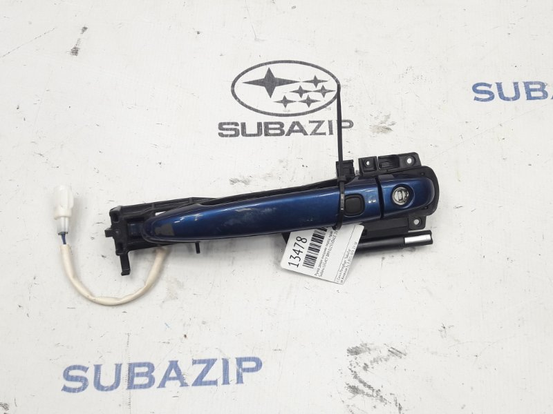 Ручка двери внешняя Subaru Legacy B14 2010 передняя правая