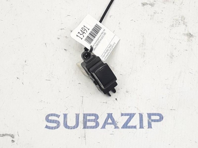 Кнопка стеклоподъёмника Subaru Forester S12 2008 передняя левая