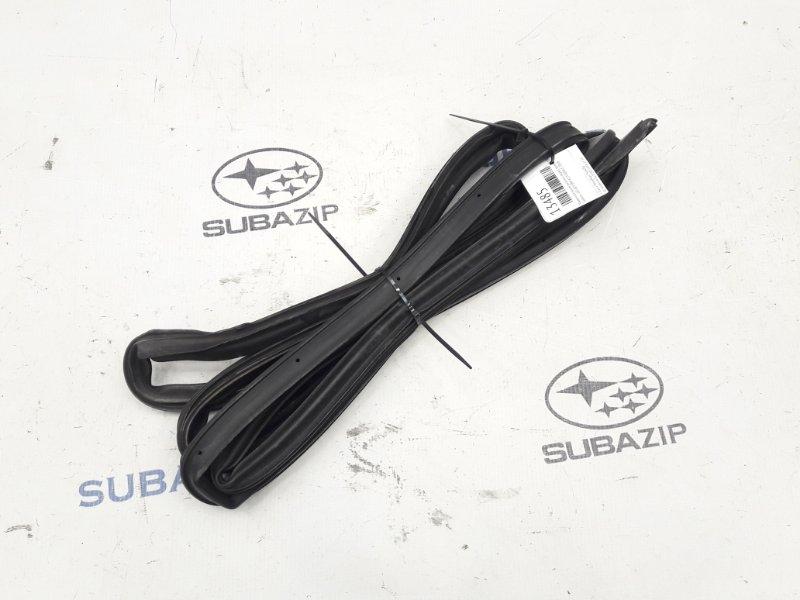 Уплотнительная резинка Subaru Legacy B14 2010 передняя правая
