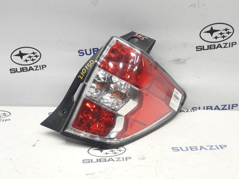 Фонарь Subaru Forester S12 задний правый