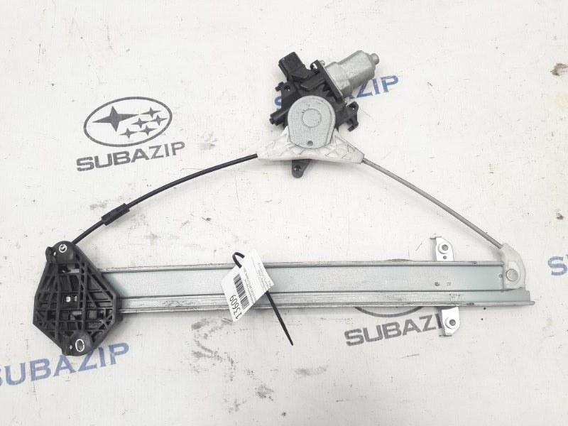 Стеклоподъемник Subaru Legacy B14 2009 задний левый