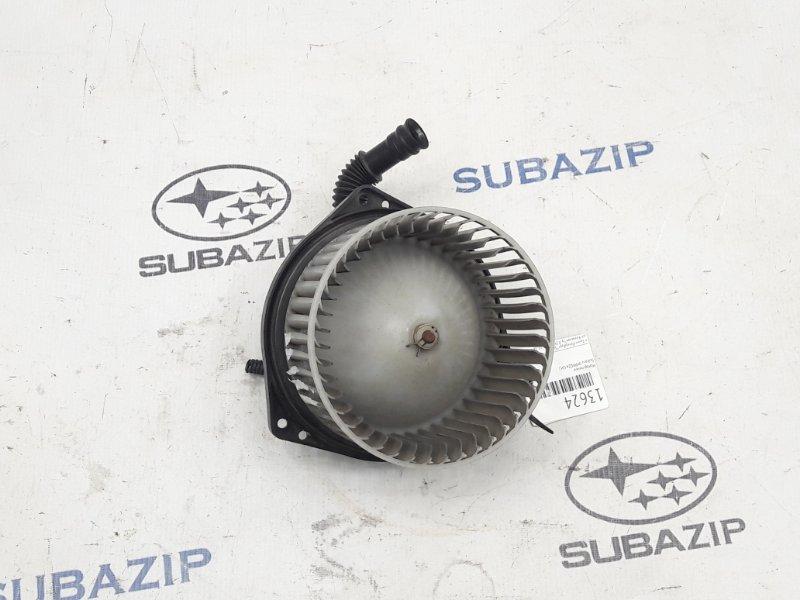 Мотор печки Subaru Forester S11 2001