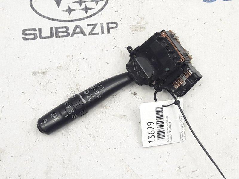 Переключатель дворников Subaru Forester S11
