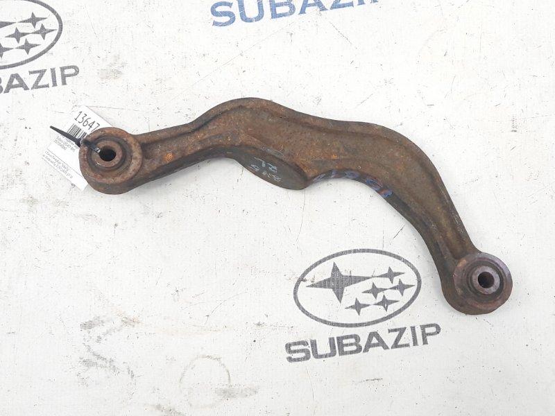 Рычаг подвески Subaru Legacy B12 1998 задний левый верхний