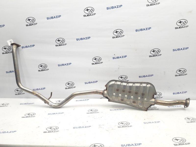 Глушитель средняя часть Subaru Impreza G13 EJ20A 2011