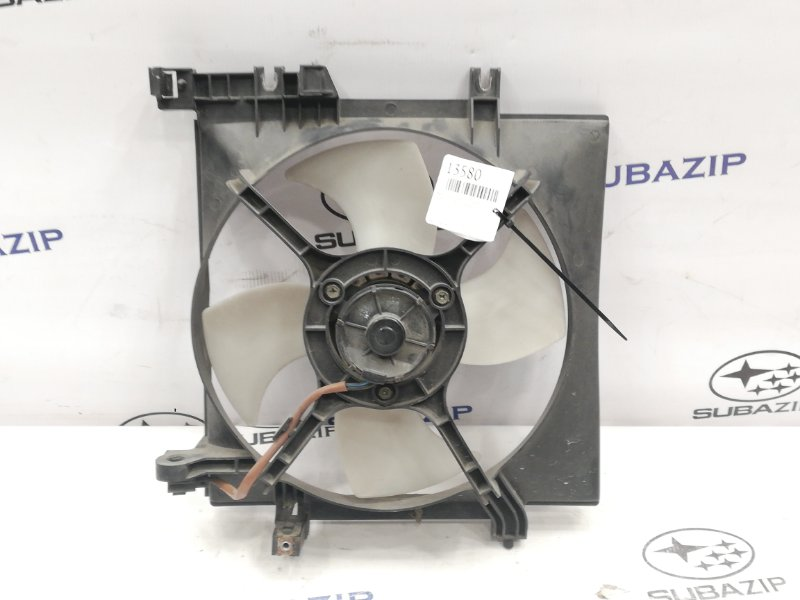 Диффузор с вентилятором Subaru Forester S12 передний
