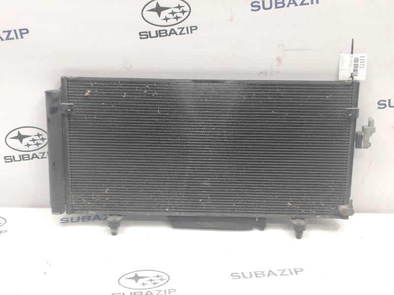 Радиатор кондиционера Subaru Legacy B13 2003 передний