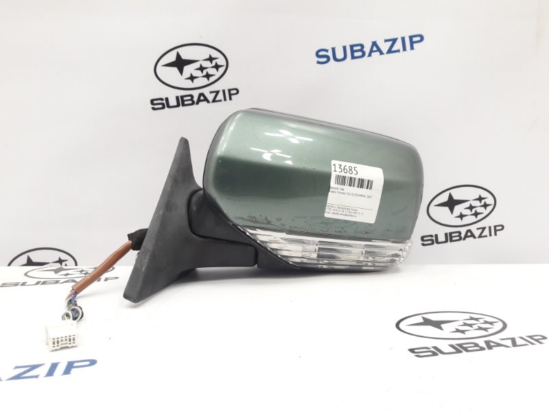 Зеркало Subaru Forester S11 EJ203HPRHE 2007 левое