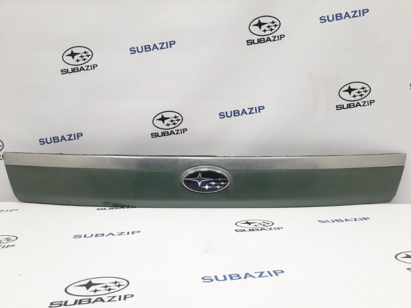 Накладка двери багажника Subaru Forester S11 EJ203HPRHE 2007 задняя верхняя