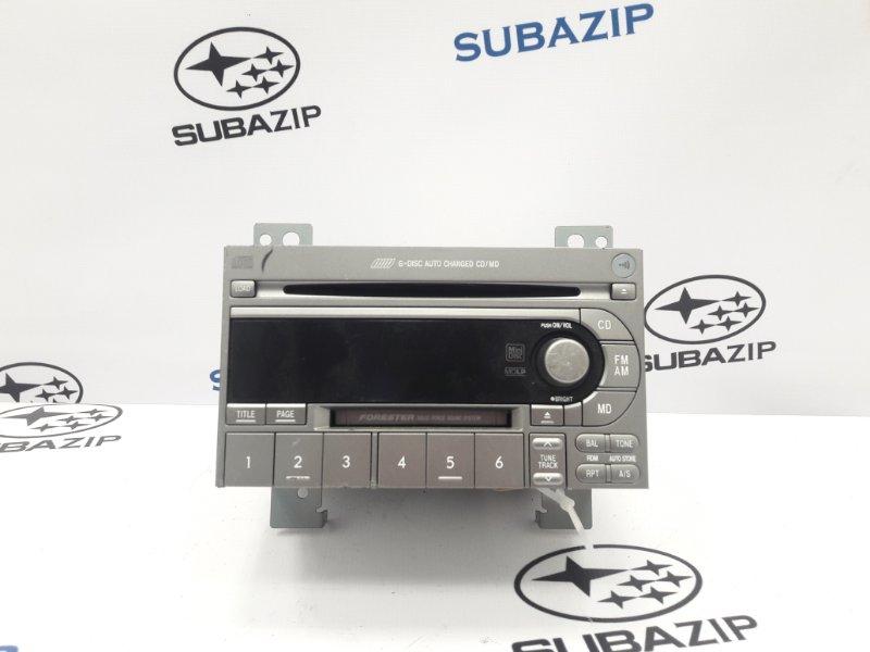Магнитофон Subaru Forester S11 EJ203HPRHE 2007