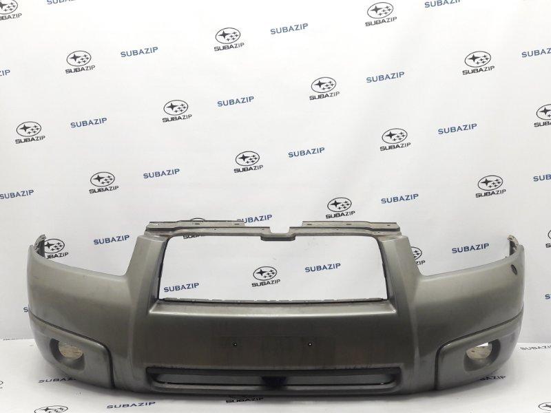 Бампер Subaru Forester S11 EJ203HPRHE 2007 передний