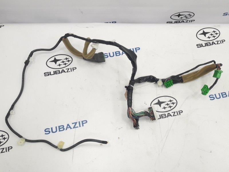 Проводка панели приборов Subaru Forester S11 EJ203HPRHE 2007 передняя правая