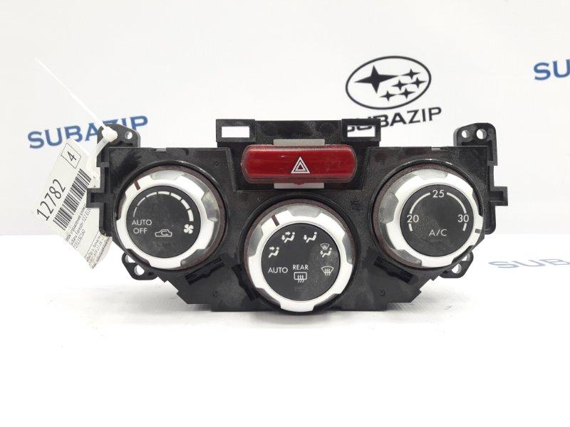 Блок управления климат-контролем Subaru Forester S12 EJ204 2009