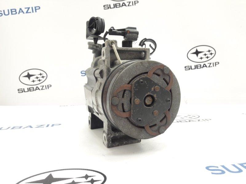 Компрессор кондиционера Subaru Forester S12 EJ204 2009