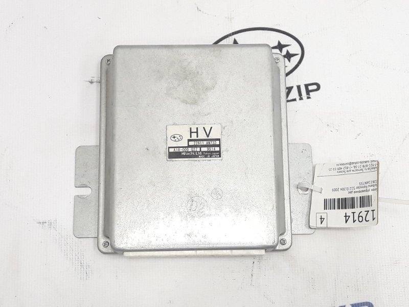Блок управления двс Subaru Forester S12 EJ204 2009