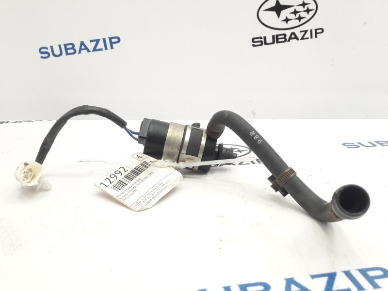 Мотор омывателя фар Subaru Forester S12 EJ204 2009