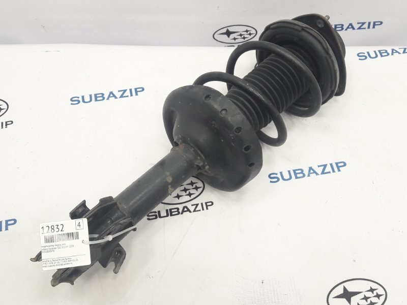 Стойка подвески Subaru Forester S12 EJ204 2009 передняя левая