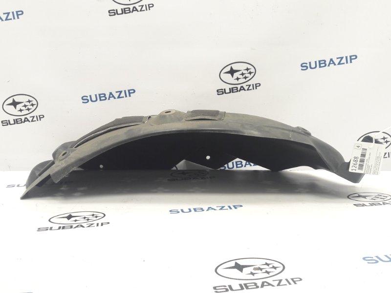 Подкрылок Subaru Forester S12 EJ204 2009 задний правый