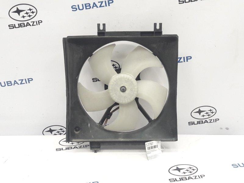 Диффузор с вентилятором Subaru Forester S12 EJ204 2009