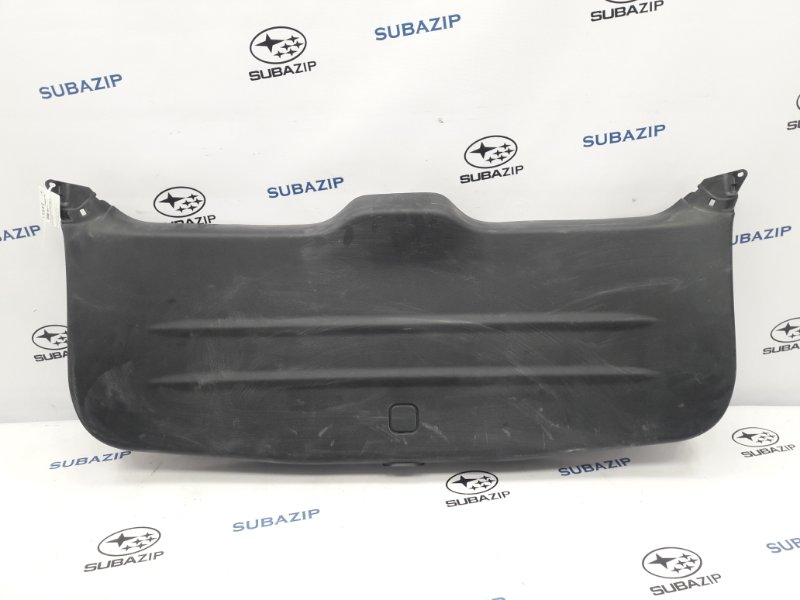 Обшивка двери багажника Subaru Forester S12 EJ204 2009 задняя нижняя