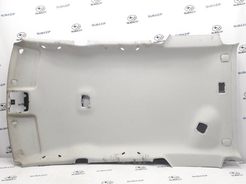 Обшивка потолка Subaru Forester S12 EJ204 2009