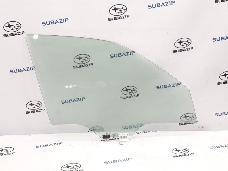 Стекло двери Subaru Forester S12 EJ204 2009 переднее правое
