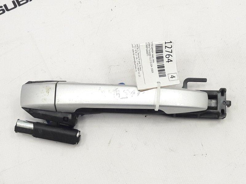 Ручка двери Subaru Forester S12 EJ204 2009 задняя левая